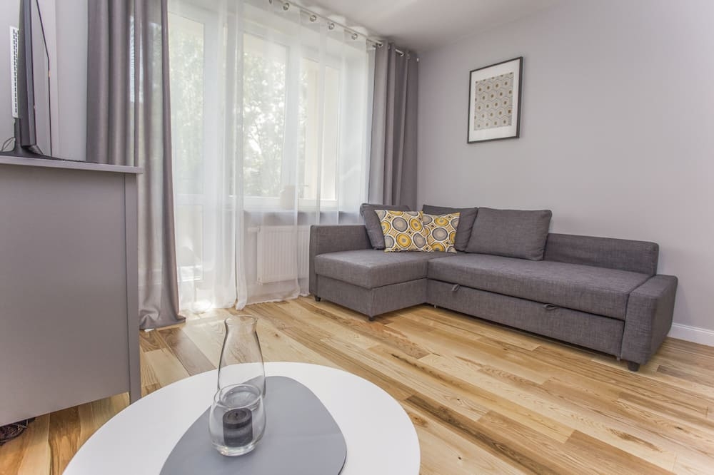 Comfort Apartment, Park View - Living Room