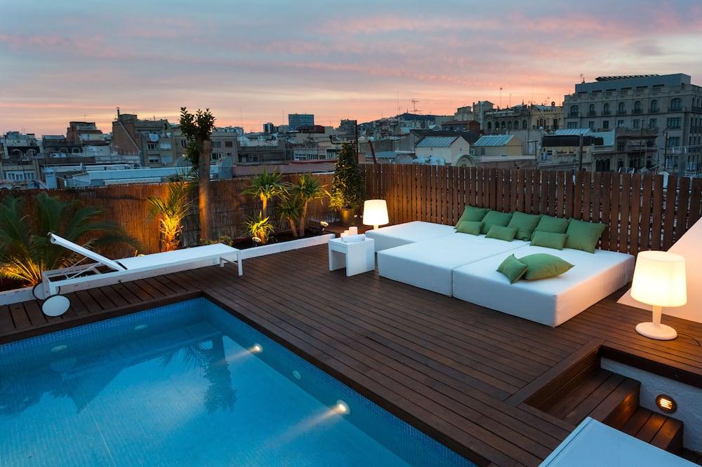 Balmes - Ático con piscina privada en Barcelona, Barcelona