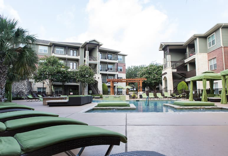 Chic Apartments off South Congress by WanderJaunt, Austin, Pool
