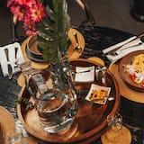 Habitacion Doble Deluxe No. 6 - Tempat Makan dalam Bilik