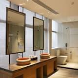 Suite-Estúdio Empresarial - Casa de banho
