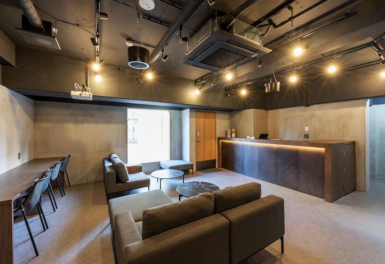 &And Hostel Minamisenju, Tokyo