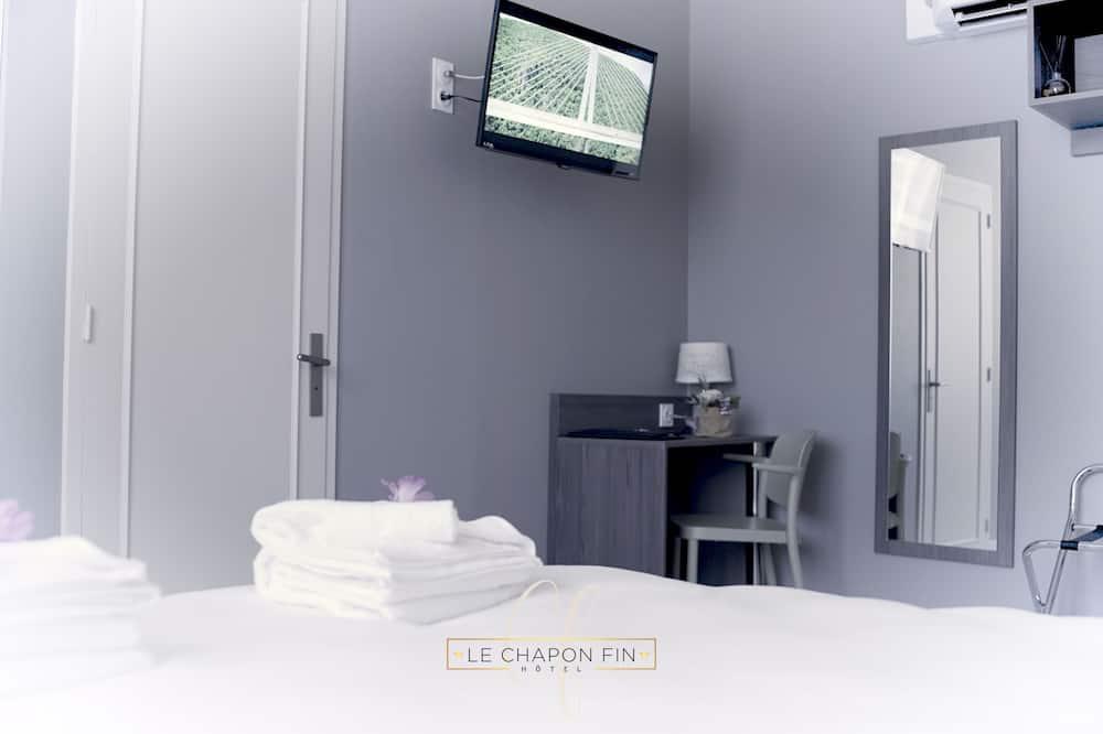 Habitación doble económica - Vista de la habitación