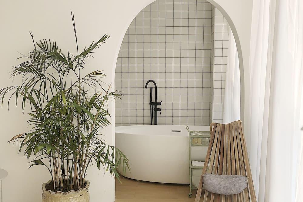 디자인 더블룸 (C) - 욕실
