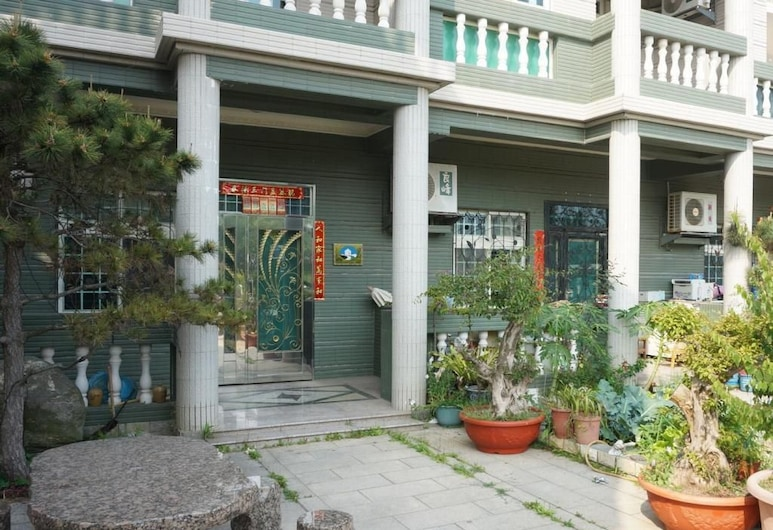 Earl Holiday House, Jinhu, Entrada do Hotel