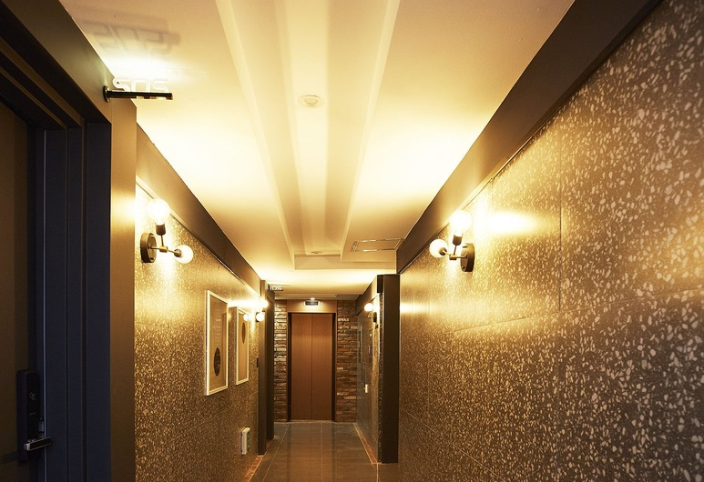 NO25 HOTEL, Incheon, Vestibule