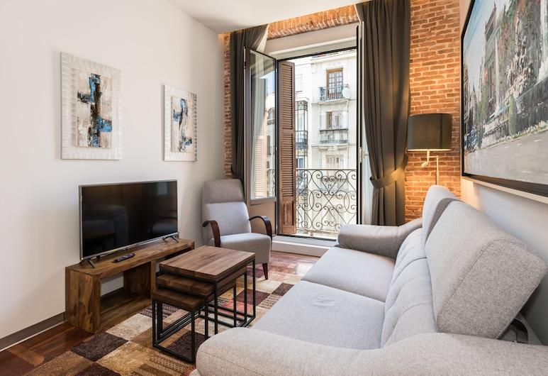 Puerta del Sol City Center III, Madrid, Departamento, 2 habitaciones, Sala de estar