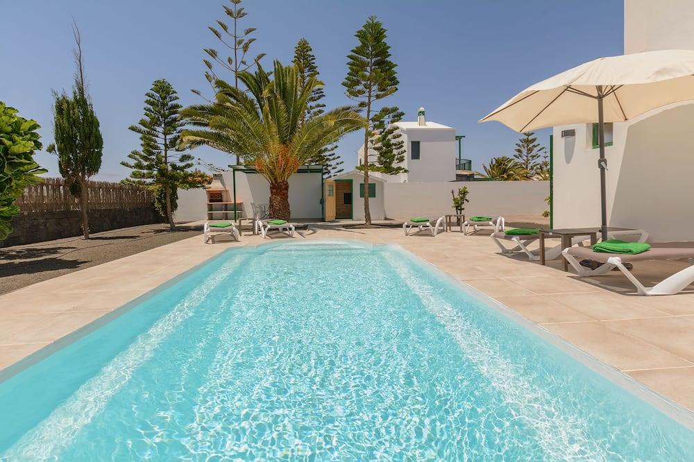 Villa, 3 Yatak Odası, Kişiye Özel Havuzlu - Özel havuz