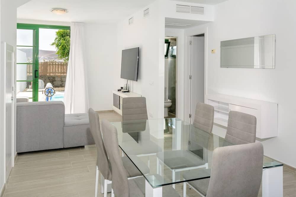 Villa, 3 Yatak Odası, Kişiye Özel Havuzlu - Odada Yemek Servisi