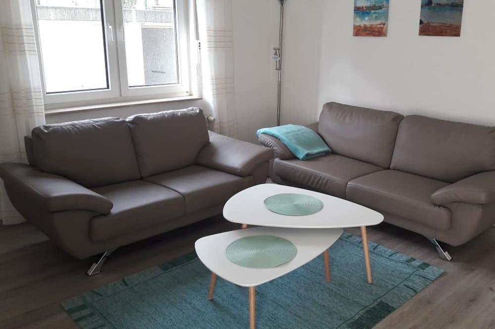 Comfort-íbúð - Stofa