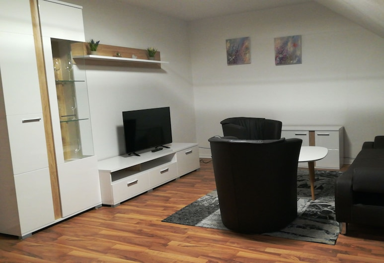 Apartment 28OM, Castrop-Rauxel, Comfort Διαμέρισμα, 1 Υπνοδωμάτιο, Περιοχή καθιστικού