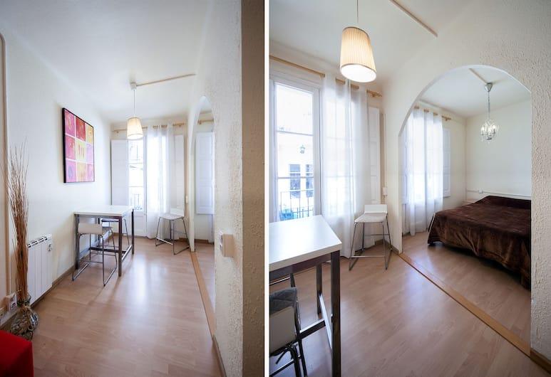 Santa Tecla Apartments, Barcelona, Apartment, 1 Bedroom (2-3), Living Area