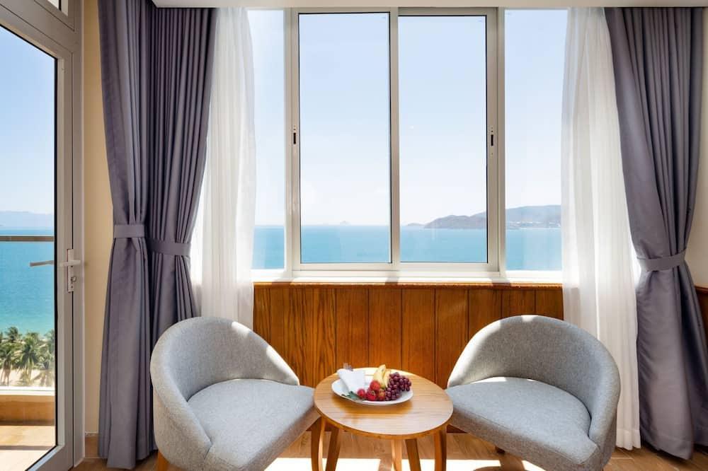 Premier Dört Kişilik Oda - Plaj/Okyanus Manzarası