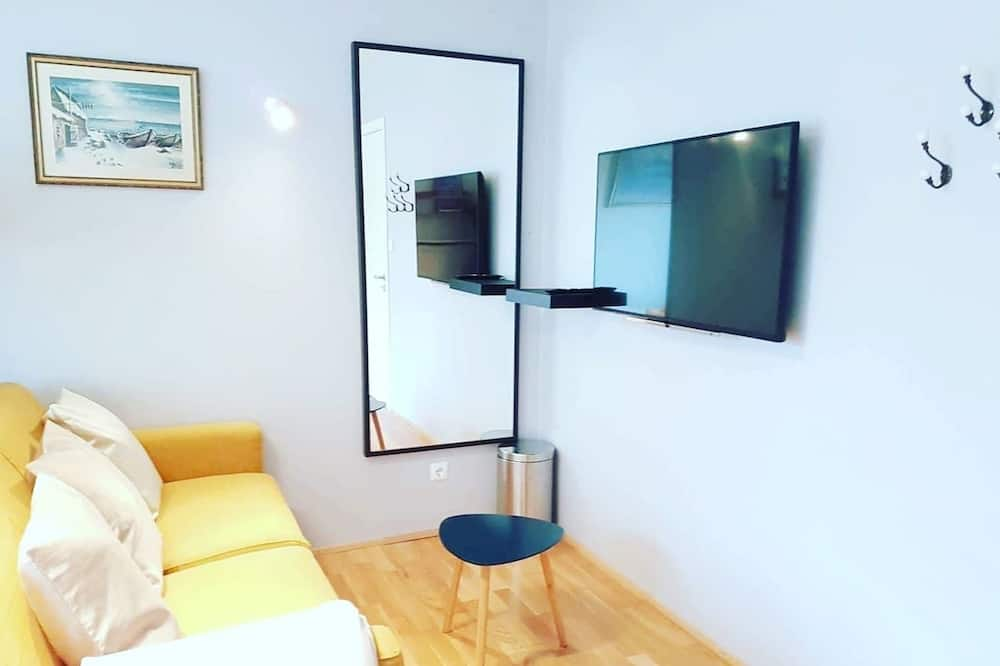 Rodinná izba (5 Guests) - Obývacie priestory