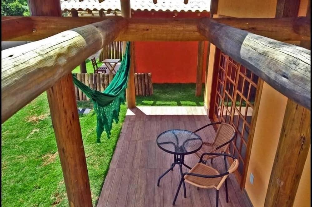Comfort-Dreibettzimmer - Balkon
