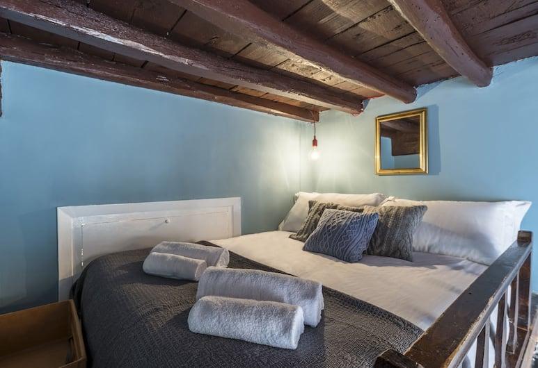 Sweet Inn - Trastevere - Mattonato, Rome, City studio (Via del Mattonato, 6), Kamer