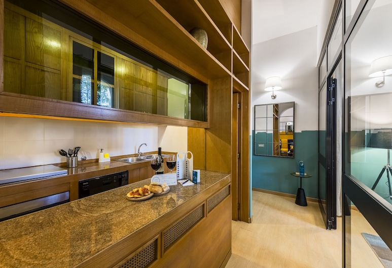 甜蜜旅館 - 特拉斯提弗列 - 中央, 羅馬, 舒適公寓, 3 間臥室 (Viale Trastevere 40), 客房