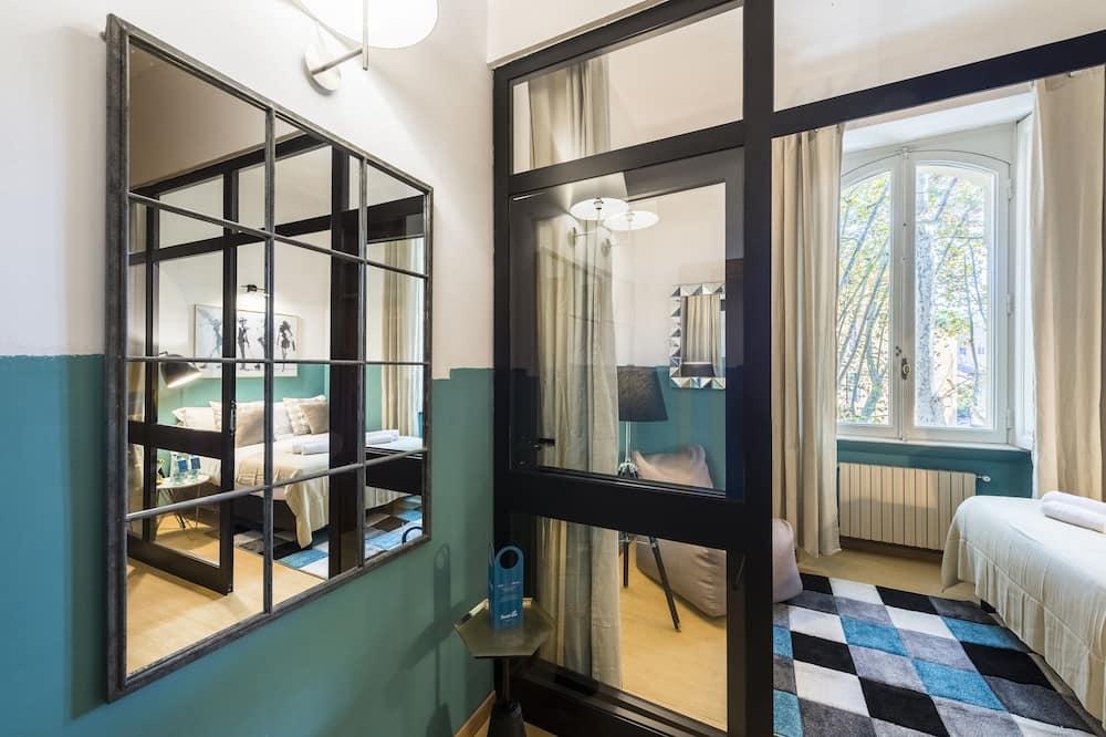 Comfort appartement, 3 slaapkamers (Viale Trastevere 40) - Kamer