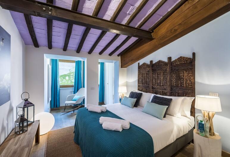 Sweet Inn - Trastevere - Benedetta, רומא, דירת סיטי, 2 חדרי שינה, חדר