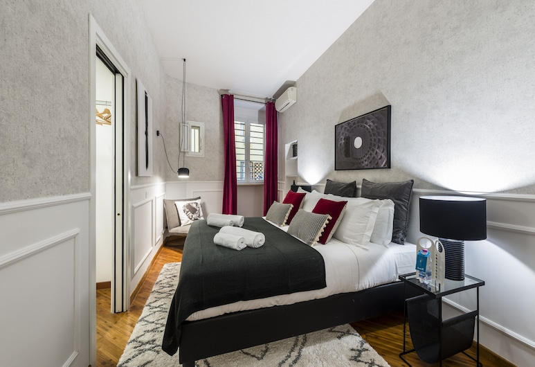 Sweet Inn - Trastevere - San Cosimato, Rome, Deluxe Apartment, 1 Bedroom (Piazza San Cosimato 63), Room