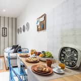 City Apartment, 2 Bedrooms, Kitchenette (Via di Sant'Ambrogio, 7) - In-Room Dining