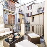 Comfort Apart Daire, 1 Yatak Odası (Via del Coronari 61) - Balkon