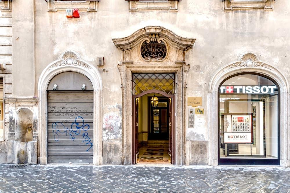 Leilighet – deluxe, 3 soverom (Via Della Vite 7 LIFT) - Inngangen til overnattingsstedet