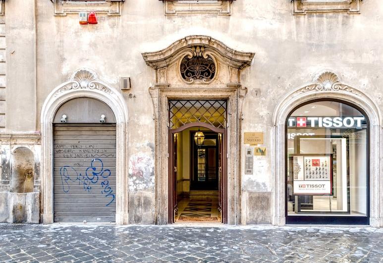 甜蜜酒店 - 西班牙階梯 - 科爾索大道, 羅馬, 豪華公寓, 3 間臥室 (Via Della Vite 7 LIFT), 住宿入口