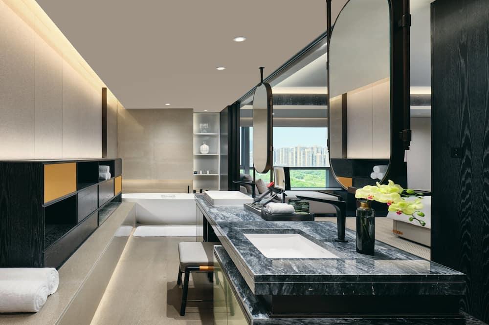 Deluxe-Suite, Nichtraucher, Parkblick - Zimmer