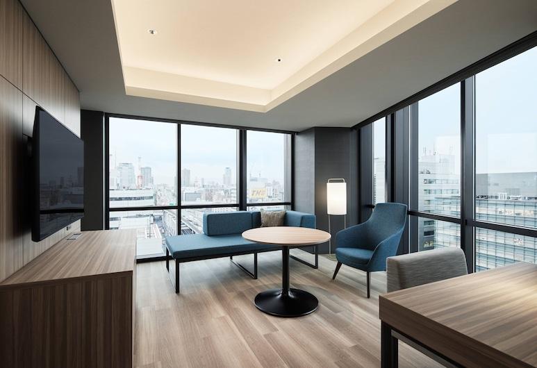 大阪本町萬怡酒店, 大阪, 客房