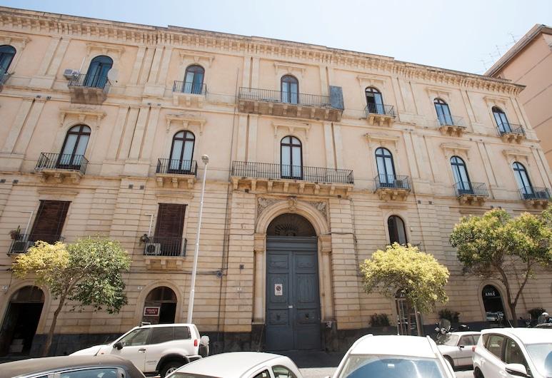 Naca Suite, Catania, Fassaad