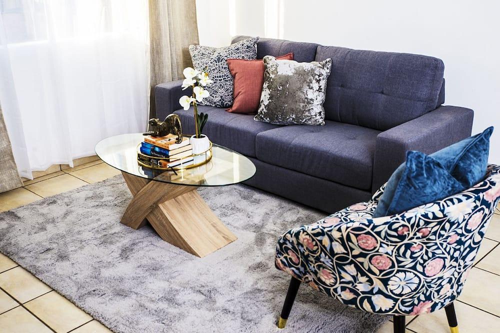 Appartement Luxe - Salle de séjour