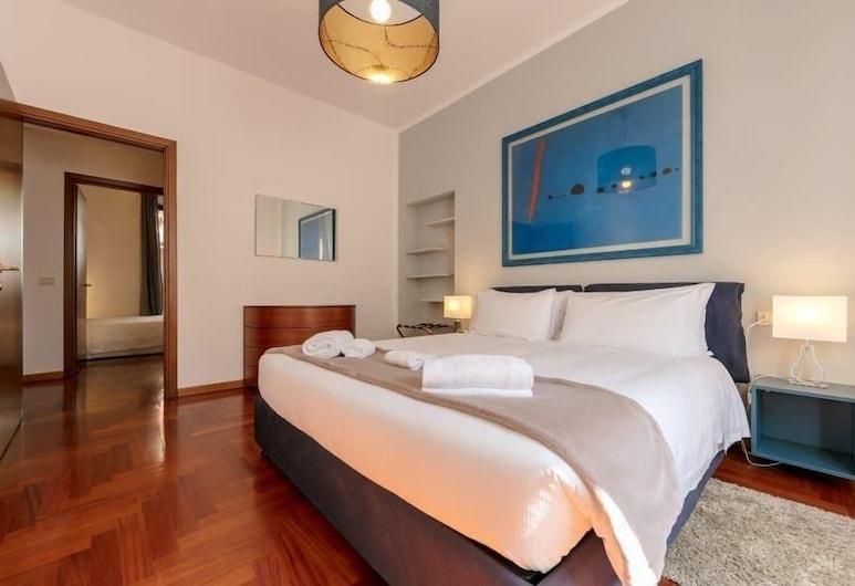 Heart Milan Apartments - Corso Como, Μιλάνο, Διαμέρισμα, 3 Υπνοδωμάτια, Δωμάτιο