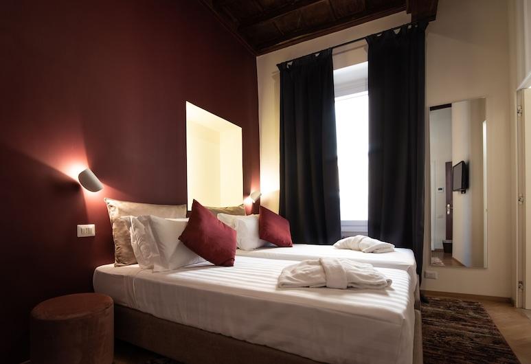 貝格和布雷旅館, 羅馬, 雙人或雙床房, 客房