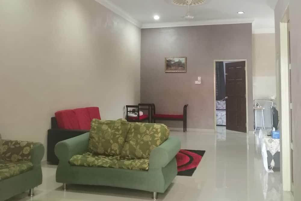City ház, 3 hálószobával - Nappali rész