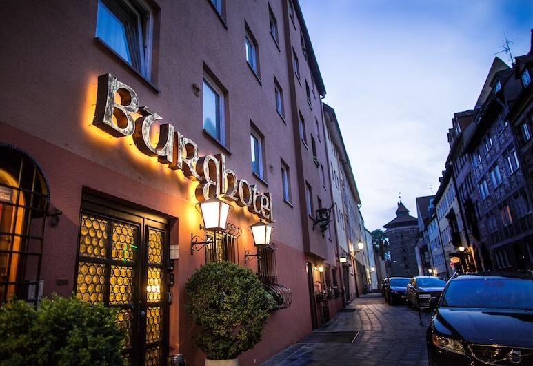 Burghotel Nürnberg, Nürnberg, Hotelfassade