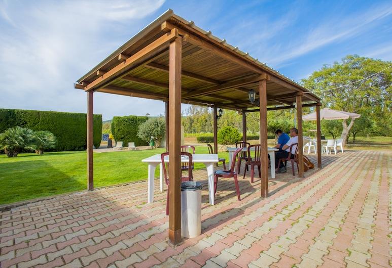 Agriturismo Bonsai, Alghero, Teres/Laman Dalam
