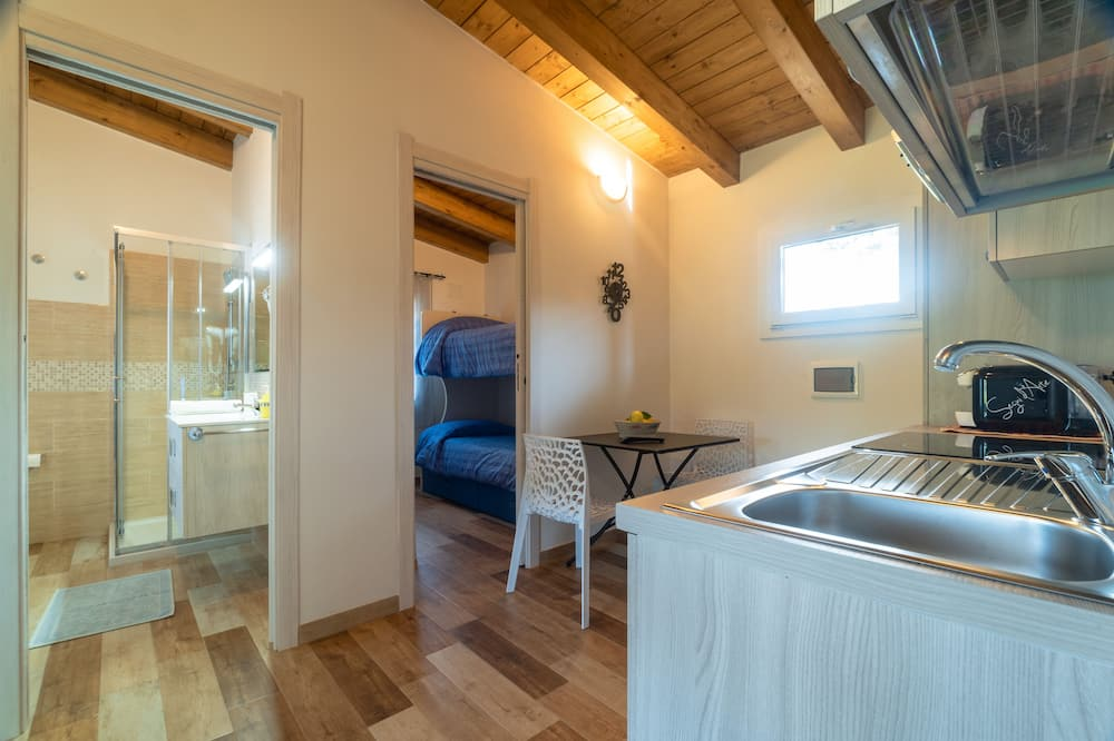 Family Villa, 2 Bedrooms, Kitchen - Bathroom