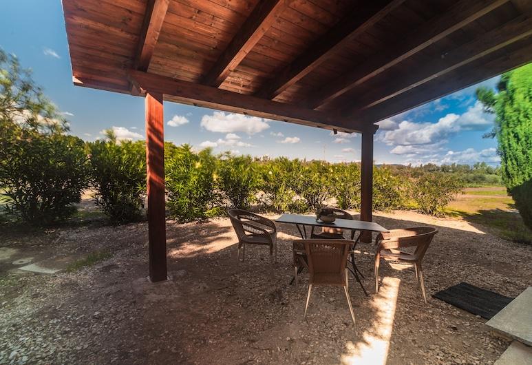 Agriturismo Bonsai, Алжеро, Семейная вилла, 2 спальни, кухня, Терраса/ патио