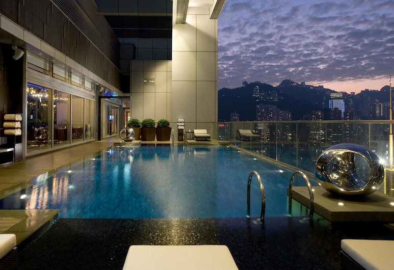 Crowne Plaza Hong Kong Causeway Bay, an IHG Hotel, Hong Kong, Piscina