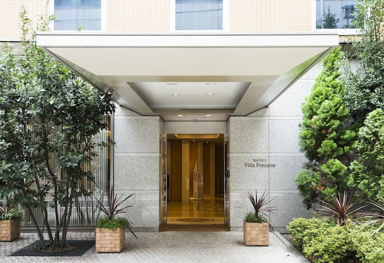 Hotel Villa Fontaine Tokyo-Hamamatsucho, Tóquio