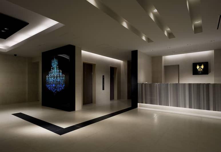東京新宿噴泉別墅飯店, 東京, 大廳