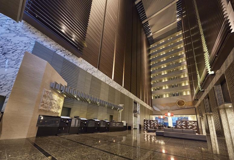 東京汐留噴泉別墅大飯店, 東京