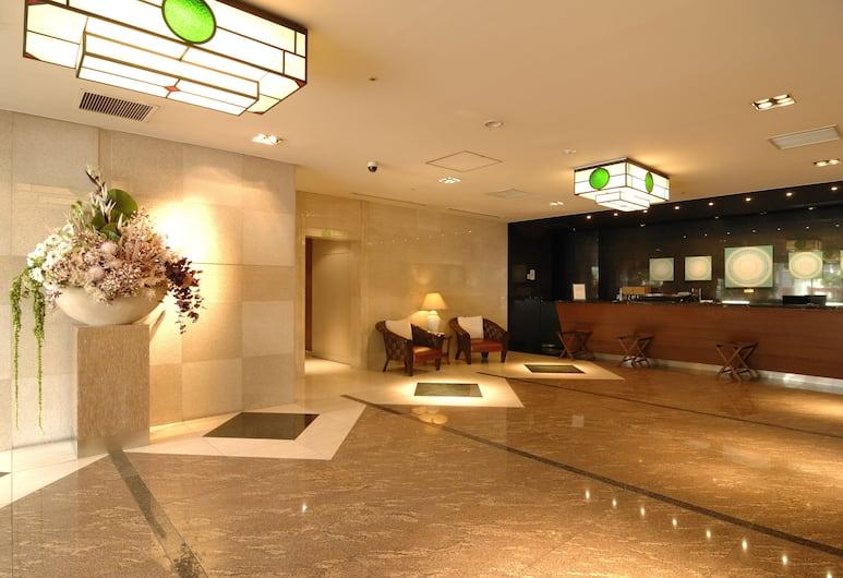 Hotel Villa Fontaine Tokyo-Kayabacho, Tokyo, Lobby