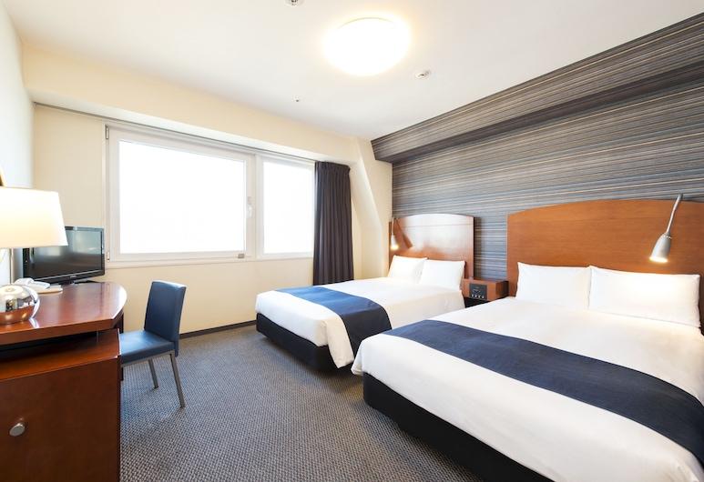 Hotel Villa Fontaine Tokyo-Kayabacho, Tokyo, Superior Twin Room, 2 Semi-double Beds, Non Smoking, Guest Room