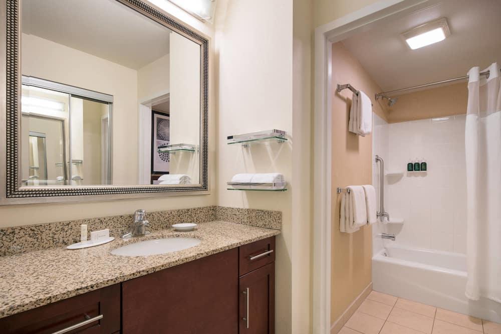 Suite, 1 Quarto, Não-fumadores - Casa de banho
