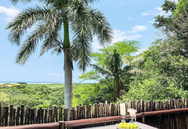Ingwenya Lodge, St. Lucia, 4 Sleeper, 1st floor (4), Balcony View