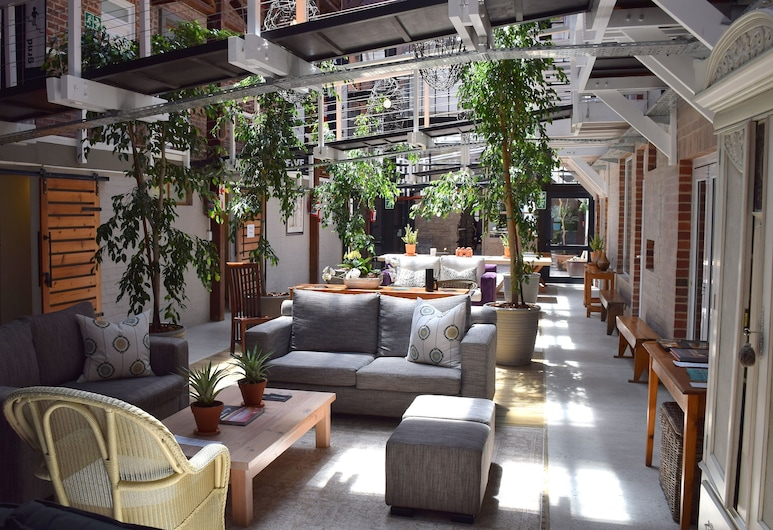 The Lofts Boutique Hotel, Knysna, Hotel Lounge