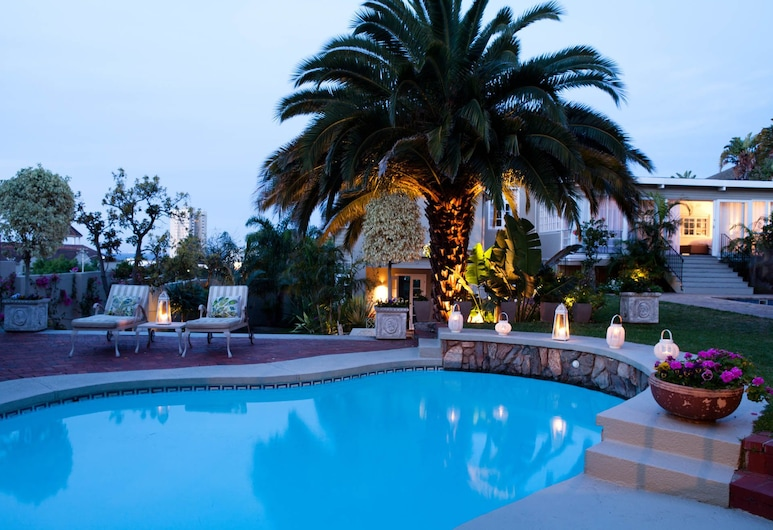 The Clarendon - Fresnaye, Cape Town, Outdoor Pool