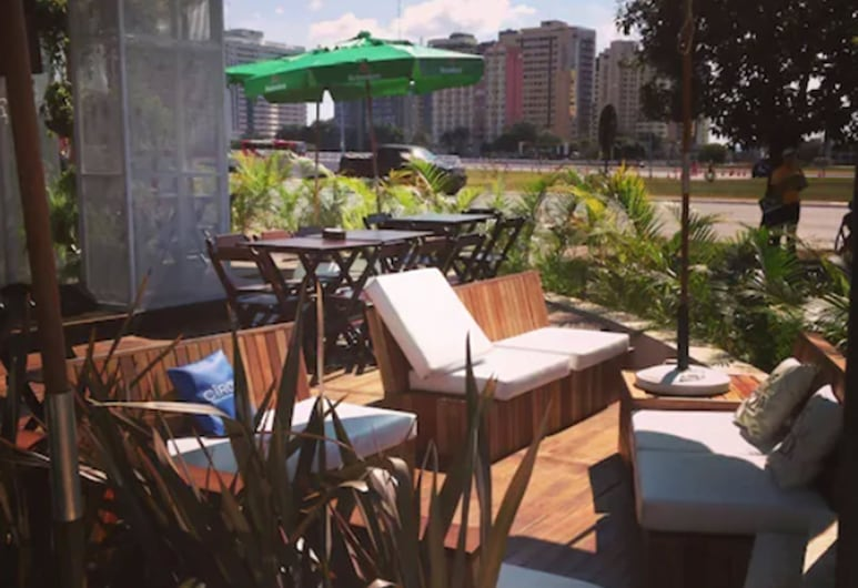 Planalto Bittar Hotel e Eventos, Бразиліа, Тераса/внутрішній дворик